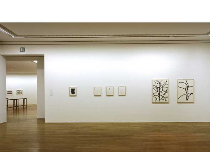 Linie Line Linea, Contemporary Drawing, 2010, Kunstmuseum Bonn